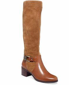 Anne Klein Joetta Tall Riding Boots - Shoes - Macy's