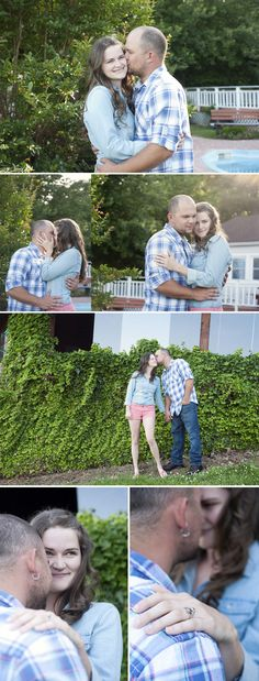 Some favorites from Jennyfer & Josh's harford county md engagement session! marlaynaphotography.com