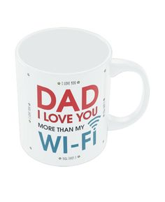 wish dad a happy father s day with this clever mug now he can