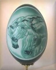 Egg Carvers | Prizewinning artist Tina Boes to teach egg carving in Harrisburg