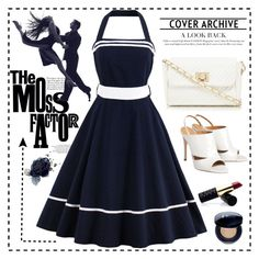 """""""One dress one mood"""" by duscka ❤ liked on Polyvore featuring Red Herring and Christian Dior"""