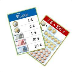 La monnaie : nouvel affichage