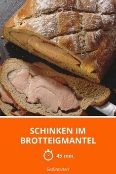 Strudel, Types Of Flour, Eat Smarter, What To Cook, Ham, Roast, Oven, Pork, Food And Drink