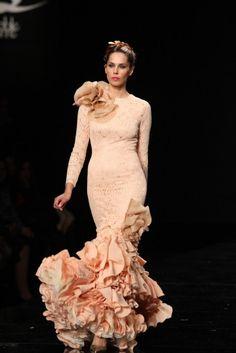 Traje de Flamenca - Alex-de-la-Huerta - Simof-2015