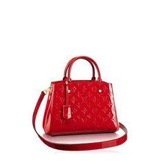 Entdecken Sie Montaigne BB via Louis Vuitton Real Louis Vuitton, Louis  Vuitton Handbags, Lv 7e3c2d6b55c