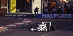 Luis Perez-Sala - Lola T87/50 [HU6] Cosworth DFV / Mader - Lola Motorsport - II Halfords Birmingham Superprix - 1987 FIA Formula 3000 Intercontinental Championship, round 8