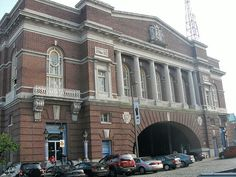Homicide:  Life On the Street--  Police station  Broadway Pier, Fells Point, Baltimore