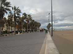 beach in Valencia, Spain. SO excited for this summer!