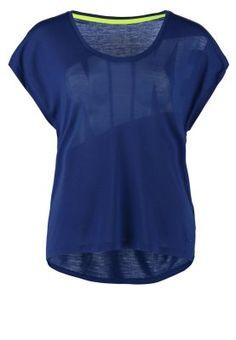 Funktionsshirt - deep royal blue