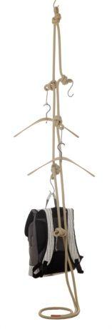 Vertical Rope Rack