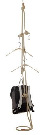 Hang your clothes beautifully onto a TRIMM designer coat stand