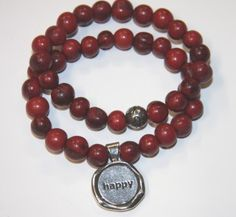 Great for Valentine's Day!  Whitney Howard ACAI beads...they will make you feel good!  Set is $30!