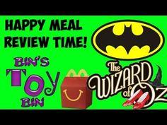 Bin's New Christmas Ornaments! Monster High & My Little Pony Rainbow Dash! Review by Bin's Toy Bin - YouTube