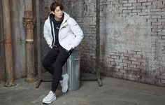 Kim Woo Bin, Canada Goose Jackets, Winter Jackets, Fashion, Winter Coats, Moda, Fashion Styles, Fasion, Fashion Illustrations