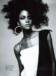 Rebecca on fashion magazine #press #rebecca