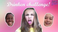 Drinken challenge met Carolien en Anne-bo - MONDWATER DRINKEN?!