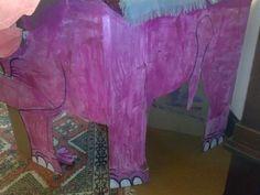 pink elephant back end