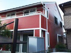 東京都東大和市の外壁塗装・付帯部塗装工事の施工後