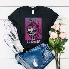 Lady Gaga – Gaga Skeleton Cartoon 2013 t shirt