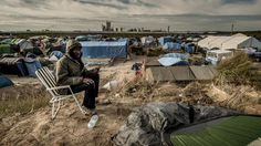 Frankrijk stelt vluchtelingen in 'Jungle van Calais' ultimatum | NU - Het laatste nieuws het eerst op NU.nl