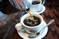 These Products Will Help You Celebrate National Coffee Day Like a True Coffee Lover — Food Network Hot Coffee, Coffee Cups, Real Coffee, Coffee Break, Coffee Time, Tea Time, Black Coffee Benefits, Make Ahead Brunch, International Coffee