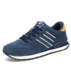 Valstone Men's Genuine leather sneakers Breathable casual shoes non-slip outdoor walking shoes light weight Rubber outsole homme Outfit Accessories From Touchy Style. Casual Sneakers, Leather Sneakers, Casual Shoes, Men Casual, Shoes Style, Shoes Sneakers, Summer Sneakers, Trendy Shoes, Sport Casual