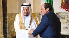 Los equilibrios de Egipto en su relación con Rusia y Arabia Saudí