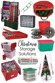 Rubbermaid Christmas Ornament Storage Amazing My Very Own North Pole  Pinterest  Christmas Storage Xmas And Storage Decorating Inspiration