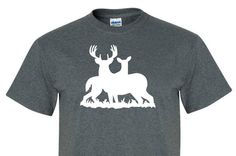 BUCK AND DOE Tee Shirt great as a gift for Men, women, and children!! tee130