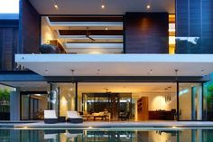Cool house design ideas | Cool Tropical House Design In Sentosa Cove In Singapore : 900x600px ...