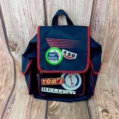 Boys Back Pack Ruck Sack School Gym Play PE Bag Children's Kids Toddlers pockets Pe Bags, Kids Bags, Boys Accessories, Bag Sale, My Ebay, Toddlers, Gym, Backpacks, Pockets
