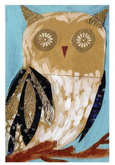 owl by Kristen Solecki