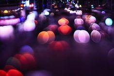 Magical Tokyo Cityscapes Seen Through Colorful Bokeh - My Modern Metropolis