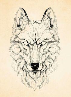 Para los amantes de los lobos