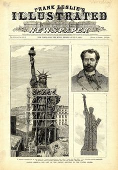 Frédéric Auguste Bartholdi was a French sculptor who is best known for designing the Statue of Liberty.