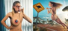 Photographer's Passion Takes Him To The World Of Photoshop And His Imaginations Are Incredible(New Pics)