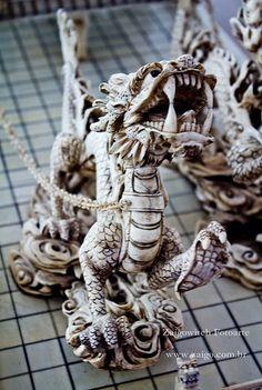 Museo Soumaya, Dragón Japonés #18