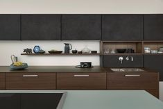 TOPOS | CONCRETE › Concrete › Modern style › Kitchen › Kitchen | LEICHT – Modern kitchen design for contemporary living