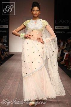 Bhairavi Jaikishan at Lakme Fashion Week 2013 #LFW '13
