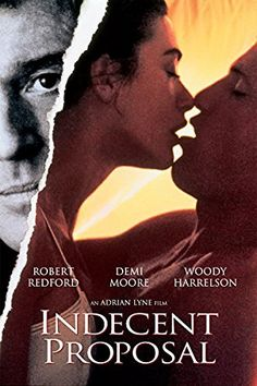 INDECENT PROPOSAL Amazon Video ~ Demi Moore…