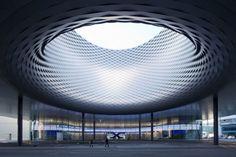 Basel's Herzog & de Meuron building MODERN Magazine