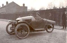 Die Geschichte der Morgan Motor Company (the history of the MMC) | #MorganHistory | #MorganCar | #MorganMotor | #est1909