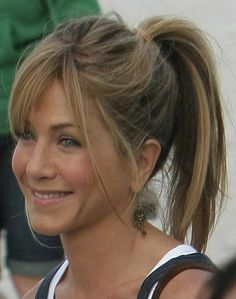 Jennifer Aniston - Love her hair