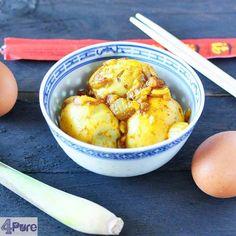 Rendang eieren - Rendang eggs