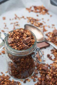 Kaffee-Schoko-Knuspermüsli - kochkarussell.com