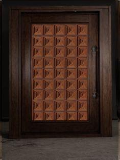 Home Door Design, Main Door Design, Wooden Door Design, Front Door Design, Partition Door, Pooja Room Design, Wood Carving Designs, Concrete Wood, House Doors