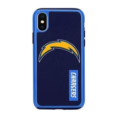Official NFL Shock-Proof iPhone X Case - San Diego Chargers