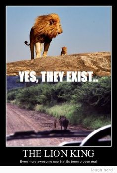 The Lion King. This makes me happy