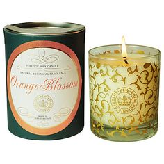 Buy Kew Gardens Orange Blossom Candle Online at johnlewis.com