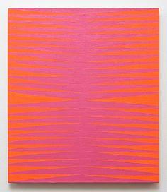 Todd Chilton, Untitled (orange and pink), 2008